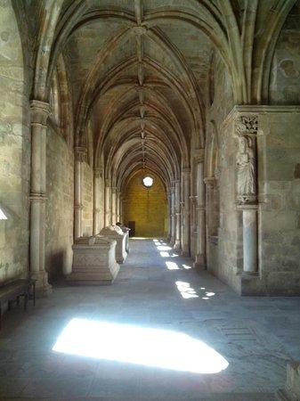 Sé Catedral de Évora: interior jardim