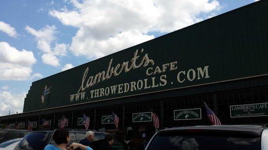 World Famous Lambert's Cafe
