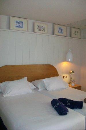 Hotel H10 Big Sur : alles aanwezig op de kamer