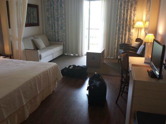 PortAventura Hotel Caribe: Suite club St Juan