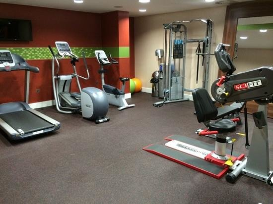 Hampton by Hilton Exeter Airport : Gym
