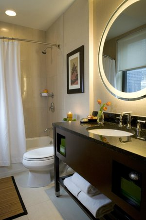 Shelburne Hotel & Suites by Affinia : Bathroom