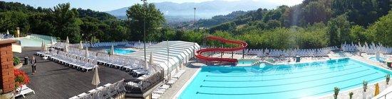 Norcenni Girasole Club : Panoramica