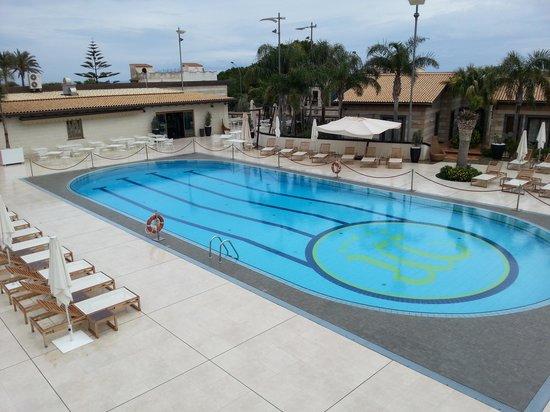 Grand Hotel Minareto: La piscine de l'hôtel