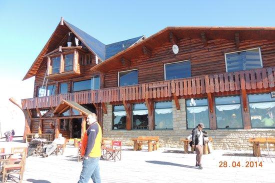 Cerro Catedral Ski Resort: restaurante local