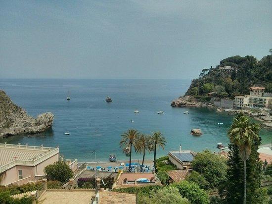 Lido Mazzaro: The bay