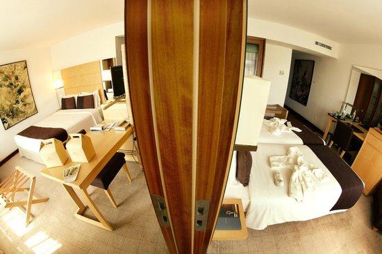 Hotel Açores Lisboa : Family room - 2 interconnecting rooms
