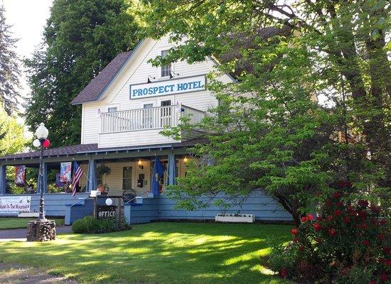 Prospect Historic Hotel-Motel and DinnerHouse: Prospect Motel