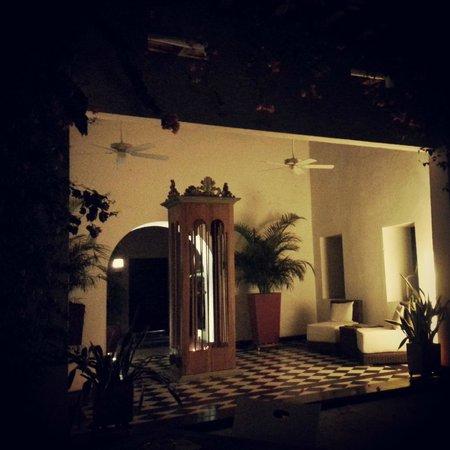 La Casa del Farol Hotel Boutique: Lobby