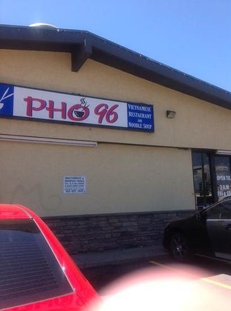 Pho 96 Vietnamese Restaurant and Noodle Soup