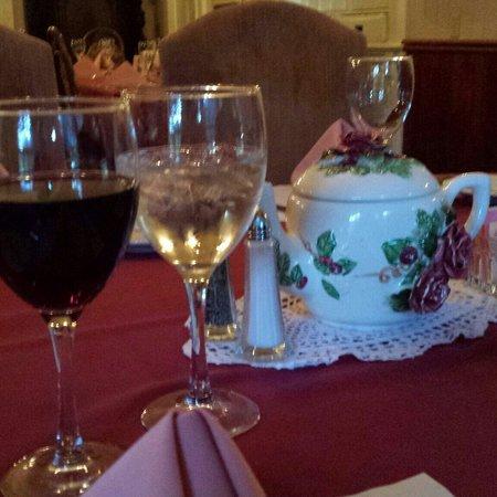 Prospect Historic Hotel-Motel and DinnerHouse: Dinner