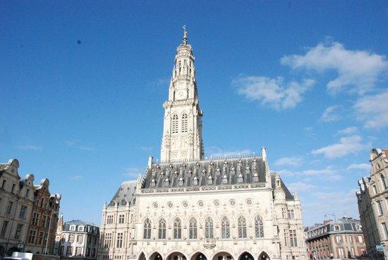 Grand Place: beffroi