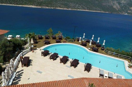 Hotel Club Barbarossa: Swimming pool.