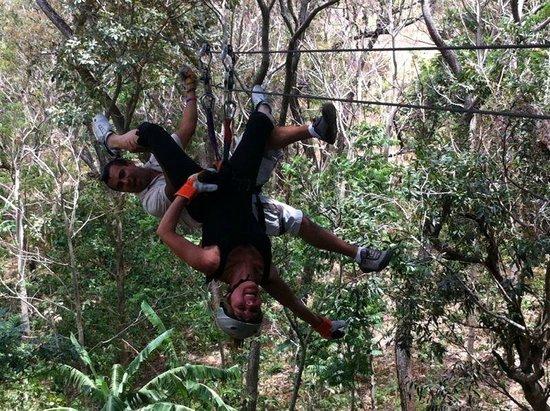 Mombacho Volcano: Fun in the jungle