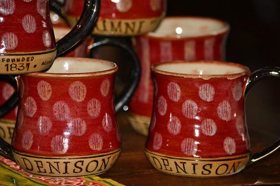 The Welsh Hills Inn : Locally-Made Pottery by Markgraf Clayworks