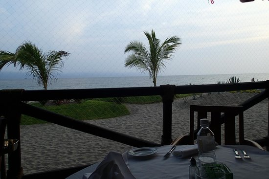 Velas Vallarta: Restaurant View