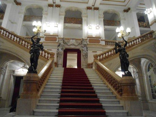 Theatro Municipal De São Paulo : Hall de Entrada