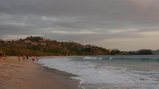 Flamingo Beach Resort And Spa: playa flamingo
