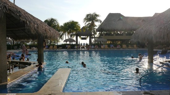 Flamingo Beach Resort And Spa : piscina