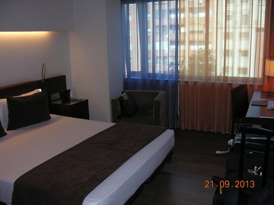 Ayre Hotel Gran Via: так выглядит номер