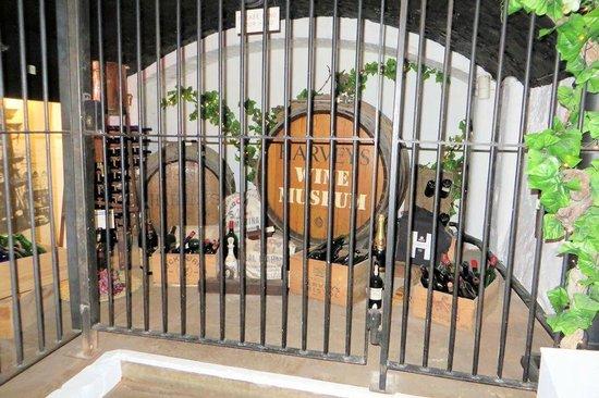 Harveys Cellars: Harveys Museum