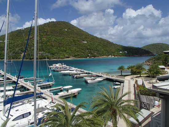 Scrub Island Resort, Spa & Marina, Autograph Collection: View from our amazing room