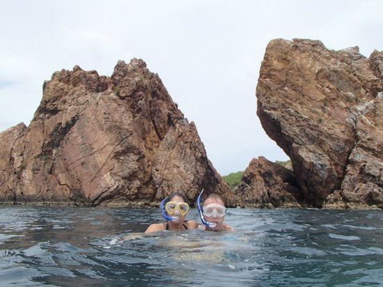 Scrub Island Resort, Spa & Marina, Autograph Collection: Snorkeling at The Indians