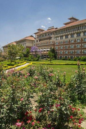 Hyatt Regency Kathmandu: Lunch way over priced...