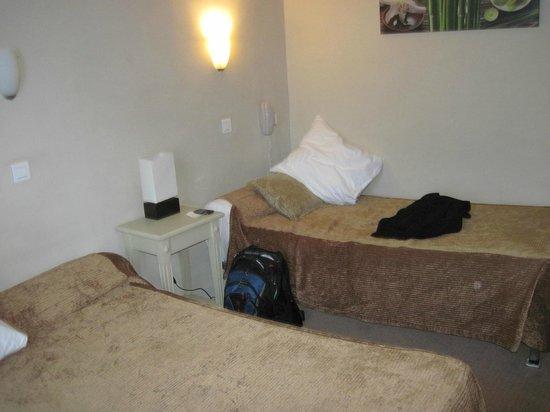 Hotel de Verdun : Zimmer 32