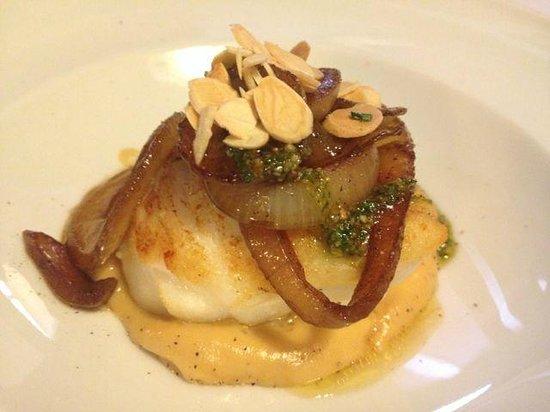 Bresca Restaurant : seeteufel