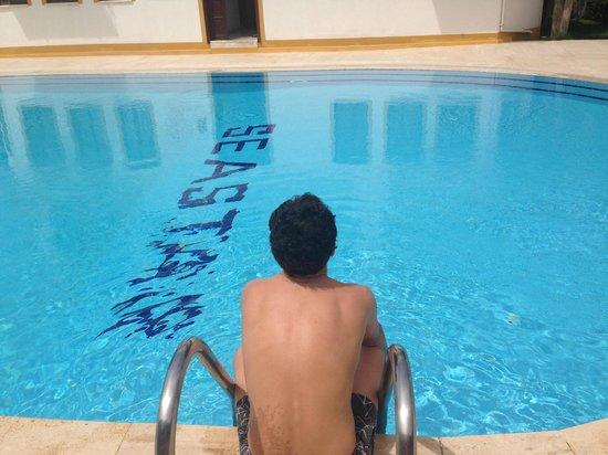 Seastar Aparthotel: swiming pool
