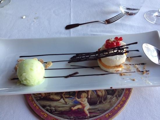Barao de Fladgate: dessert