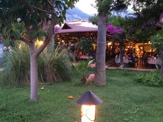 SENTIDO Sultan Beldibi: agian lovely setting