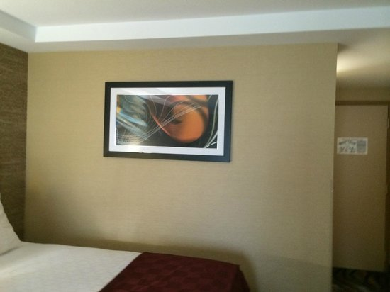 BEST WESTERN Summit Inn: Rooms