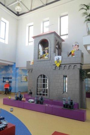 Playmobil-FunPark : Halle