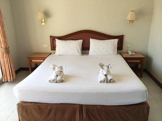 Aonang Smile Hotel: Просторный номер