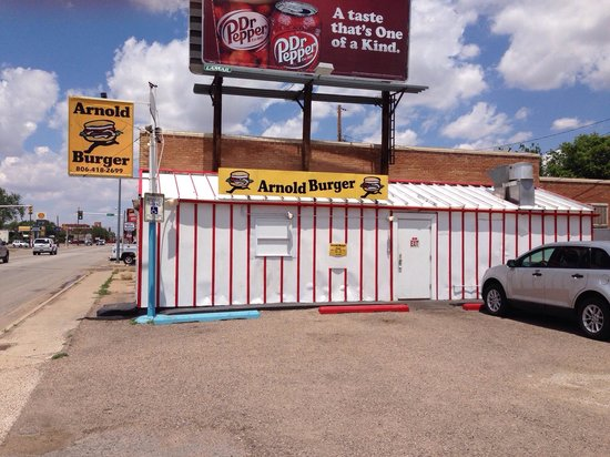 Arnolds Burgers: 5/27/14