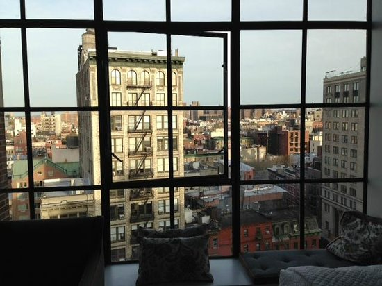 Crosby Street Hotel: View