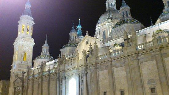 Basílica de Nuestra Señora del Pilar: El Pilar