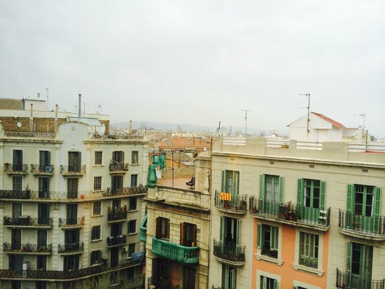 Crowne Plaza Barcelona - Fira Center: View from room