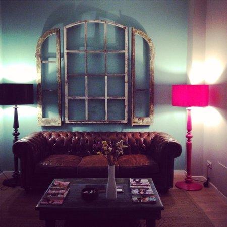 Violeta Boutique: Sala de espera