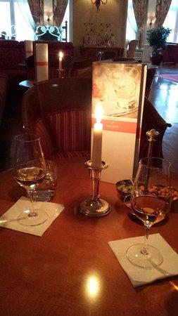 Travel Charme Kurhaus Binz: Abenddrink in der Bar