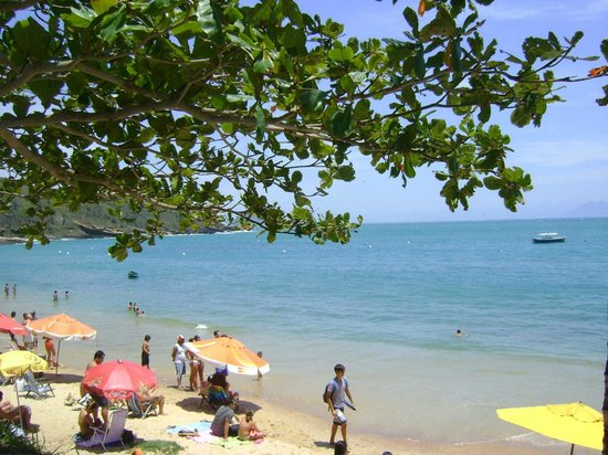 Joao Fernandes Beach: Sol, mar e natureza