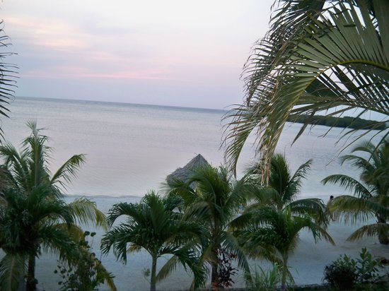 Turquoise Bay Dive & Beach Resort: View from Room 10