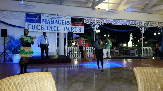 Grand Bahia Principe La Romana: Night Entertainment
