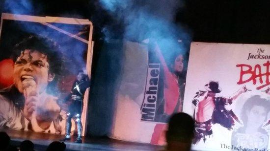 Grand Bahia Principe La Romana: Michael Jackson Show