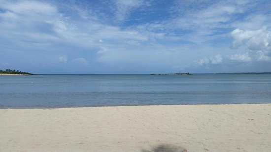 Grand Bahia Principe La Romana: Beach view