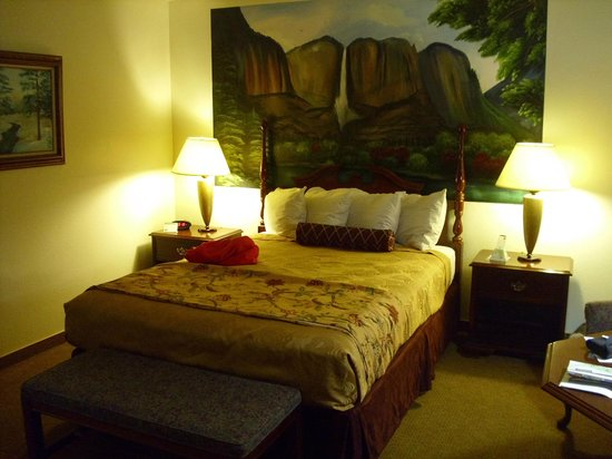 BEST WESTERN PLUS Yosemite Gateway Inn: Zimmer