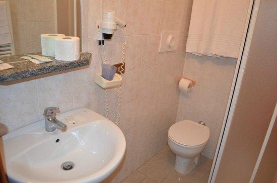 Loreto: salle de bain