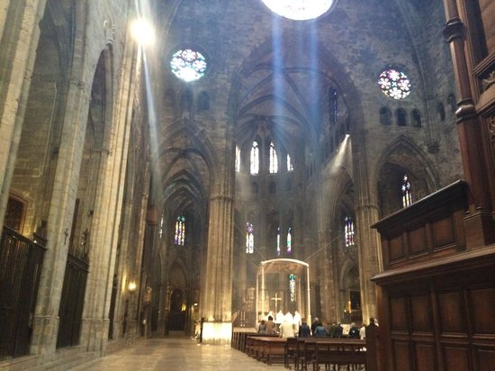 Girona Cathedral (Catedral): Inside